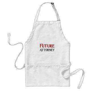 Future Attorney Aprons