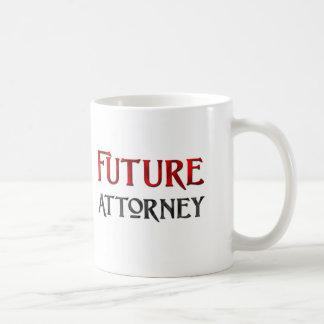 Future Attorney Coffee Mugs
