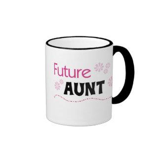 Future Aunt Coffee Mugs