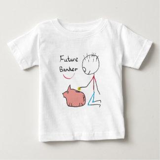 Future Banker Baby T-Shirt