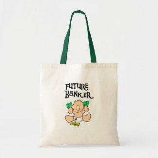 Future Banker Tote Bag