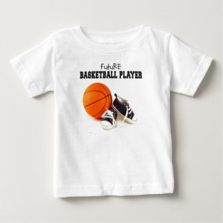 Future Basketball Player Baby T-Shirt