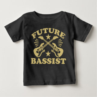 Future Bassist Baby T-Shirt