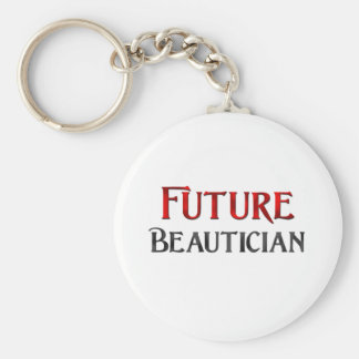 Future Beautician Key Ring