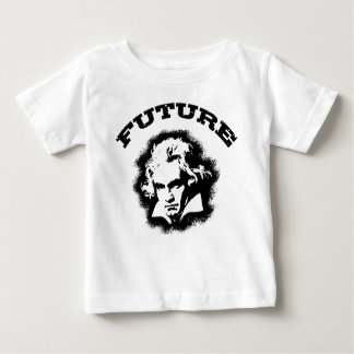 Future Beethoven Baby T-Shirt