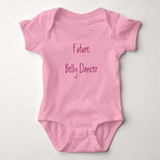 Future Belly Dancer Onesy Baby Bodysuit