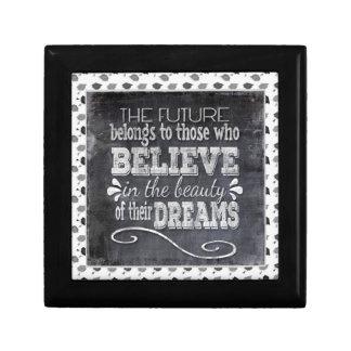 Future Belong, Believe in the Beauty Dreams, Black Gift Box