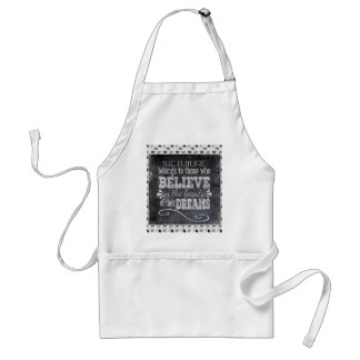 Future Belong, Believe in the Beauty Dreams, Black Standard Apron