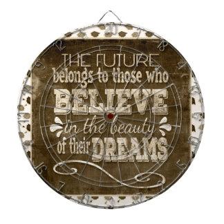 Future Belong, Believe in the Beauty Dreams, Sepia Dartboard
