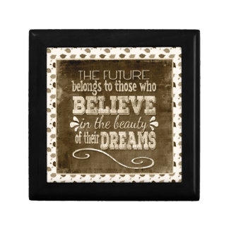 Future Belong, Believe in the Beauty Dreams, Sepia Gift Box