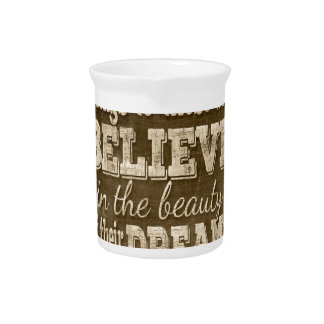 Future Belong, Believe in the Beauty Dreams, Sepia Pitcher