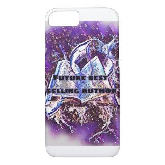 Future best selling author iPhone 8/7 case
