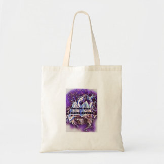 Future best selling author tote bag