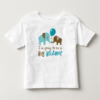 Future big brother - Mod Elephant Shirt