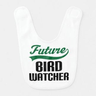 Future Bird Watcher Baby Bib