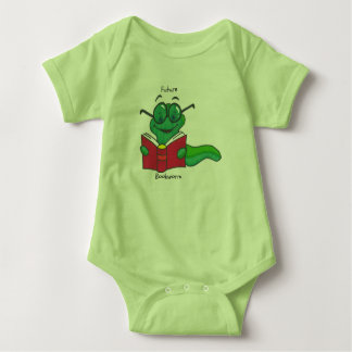Future Bookworm Baby Bodysuit