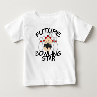 Future Bowling Star Baby T-Shirt