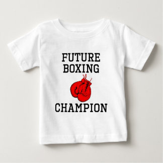 Future Boxing Champion Baby T-Shirt