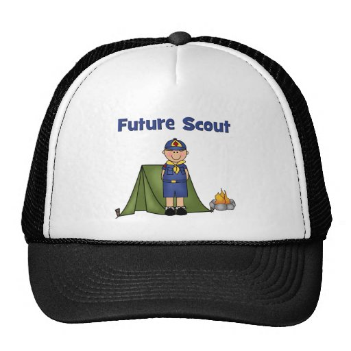 Future Boy Scout Cap