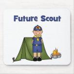 Future Boy Scout Mousemats