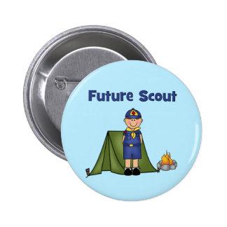 Future Boy Scout Pin