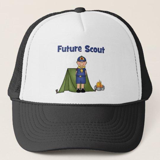 Future Boy Scout Trucker Hat