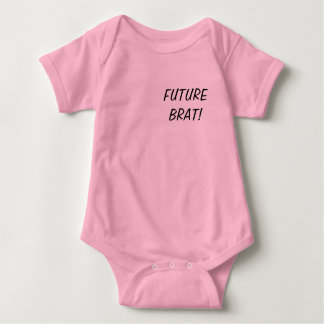 FUTURE BRAT! BABY BODYSUIT