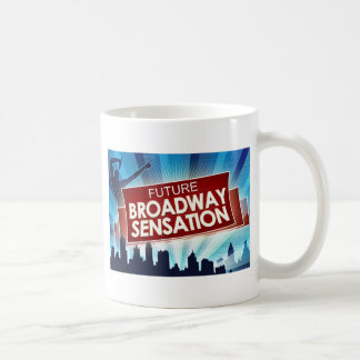 Future Broadway Sensation Coffee Mug