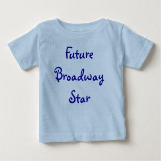 Future Broadway Star Baby T-Shirt
