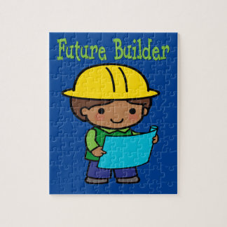 Future Builder Jigsaw Puzzle