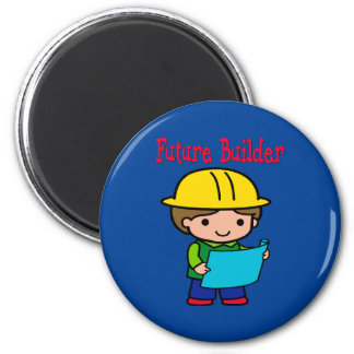 Future Builder Magnet