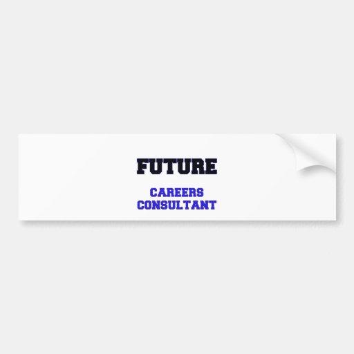 Future Careers Consultant Bumper Sticker