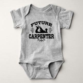 Future Carpenter Baby Bodysuit
