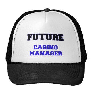 Future Casino Manager Hat