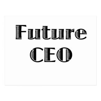 Future CEO Postcard