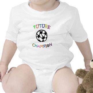 FUTURE CHAMPION SOCCER BABY CREEPER