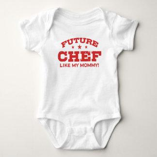 Future Chef Like My Mommy Baby Bodysuit
