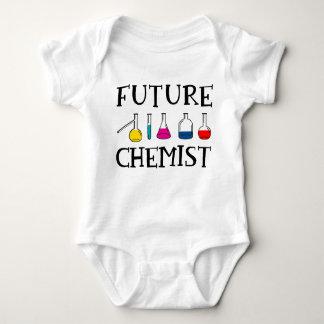 Future Chemist Baby Bodysuit