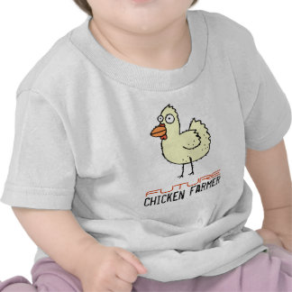 Future Chicken Farmer T Shirts