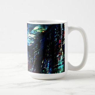 Future city coffee mugs