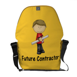 future contractor courier bag