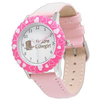 Future Cowgirl Wristwatch