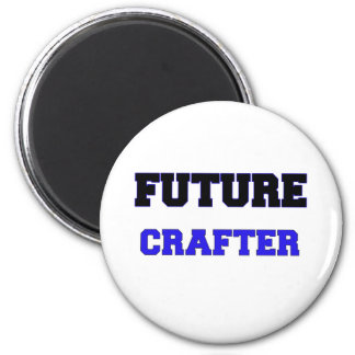 Future Crafter Fridge Magnet