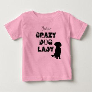 """Future Crazy Dog Lady"" child tshirt"