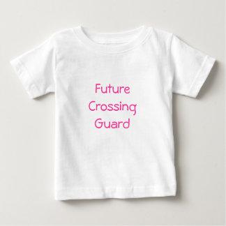 Future Crossing Guard Baby T-Shirt