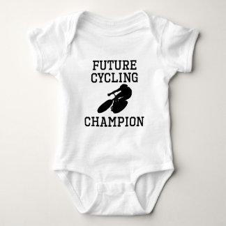 Future Cycling Champion Baby Bodysuit