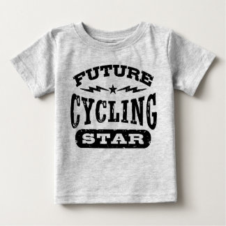 Future Cycling Star Baby T-Shirt