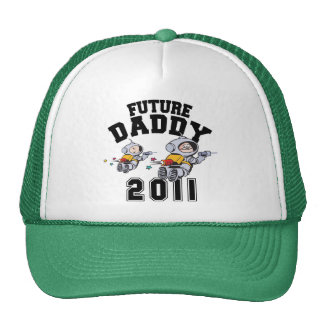 Future Daddy 2011 Mesh Hat