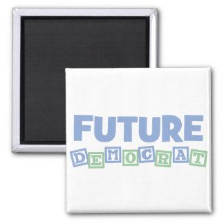 Future Democrat Blocks Magnets