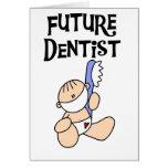 Future Dentist Greeting Card